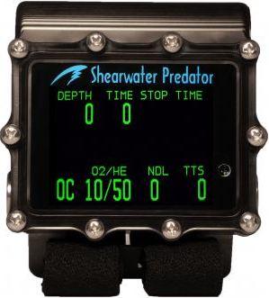 Dive Show Scuba Gear – Shearwater Predator Computer