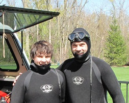 Scuba Obsessed Netcast – Episode 16 –  I found my snorkel
