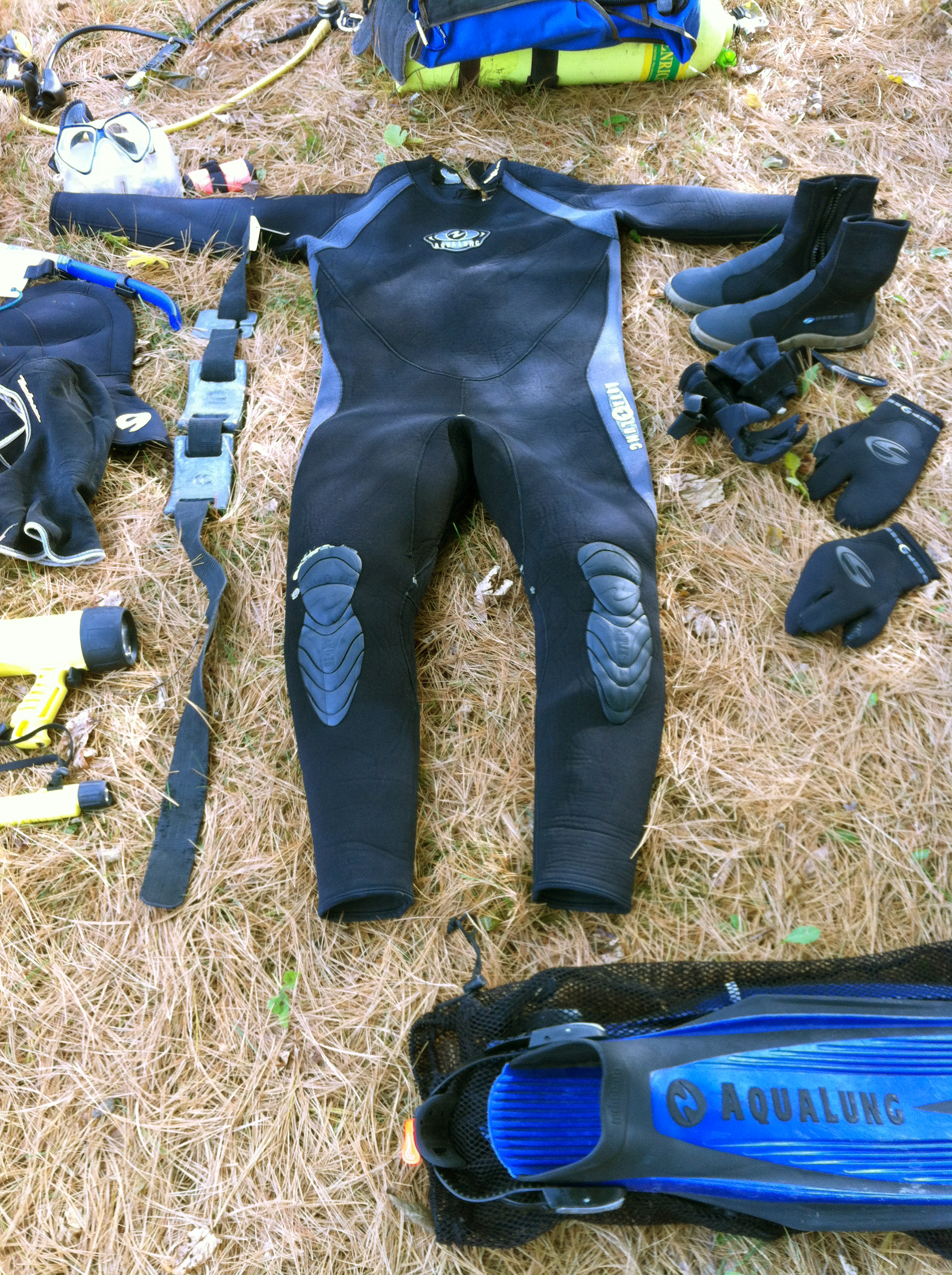 Darrin's 7mm Wetsuit