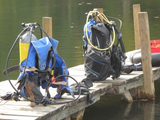 Ready for Divers Niles