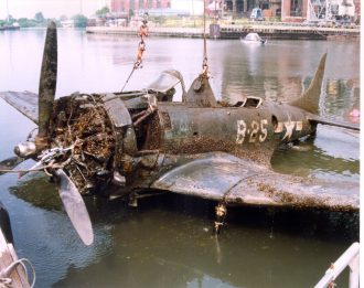 SBD Dauntless Dive-bomber Credit: A&T Recovery