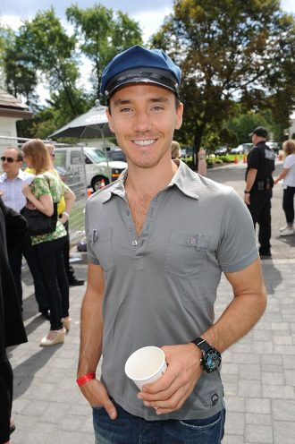 Filmmaker Rob Stewart Source: wikipedia.org