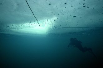 Ice Diving Credit: wikipedia.org