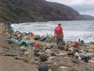 Photo: Marine Trash Credit: Wikipedia