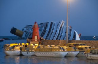 Costa Concordia Credit: Wikipedia