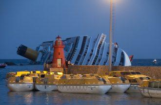 Costa Concordia Credit: Wikipedia