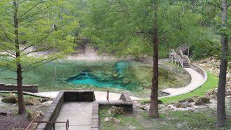 Little River State Park Credit: Jim Billings