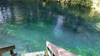 Photo: Madison Blue Springs Credit: Jim Billings