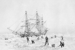Photo: HMS Terror Credit: Wikipedia