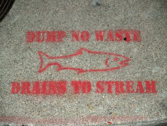 Photo: No Dumping Credit: Wikipedia