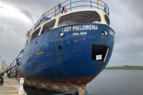 Photo: Lady Philomena Credit: Tracy Grubbs