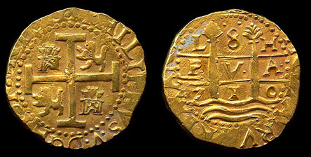 Photo: Shipwreck Gold Credit: Wikipedia