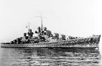 Photo: USS Juneau Credit: Wikipedia